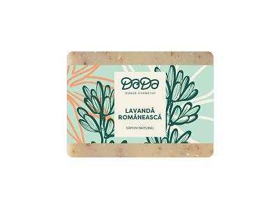 Doda packaging flower leaf plant herbalist packaging beauty natural