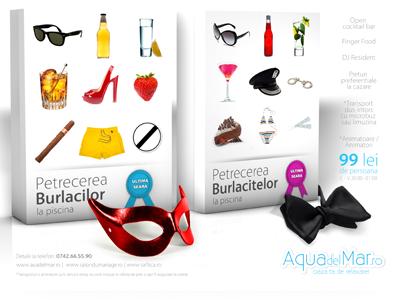 Bachelorsparty bachelors party print design design