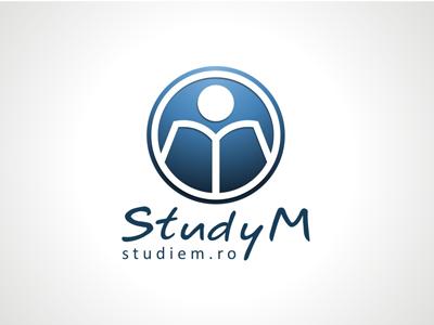 Studiem logo design studiem study identity