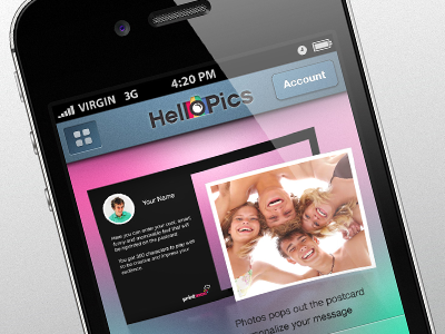Iphone app design proposal iphone ui app app design ui design