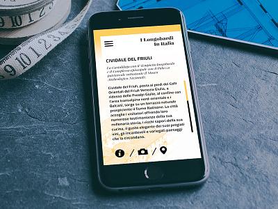I Longobardi in Italia app