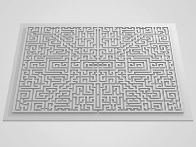 """""""The Shining"""" Maze the shining 3d maze"""