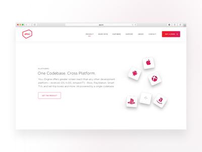 Product Page desktop tablet mobile television tv ottawa design ux ui web design website you.i tv