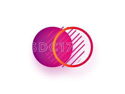 Conference Branding design event conference logo branding