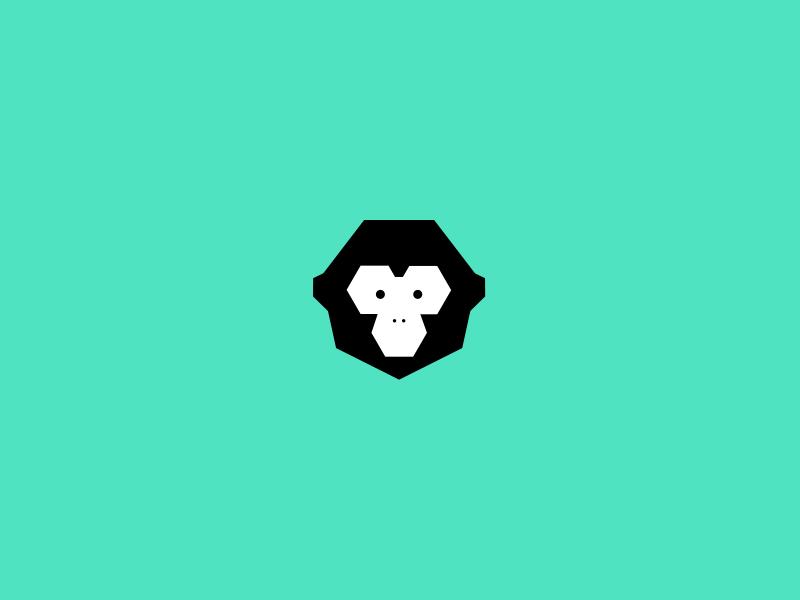 Monkey Logo monkey design logo