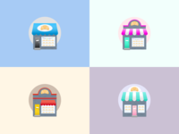 'Bakery' Icons