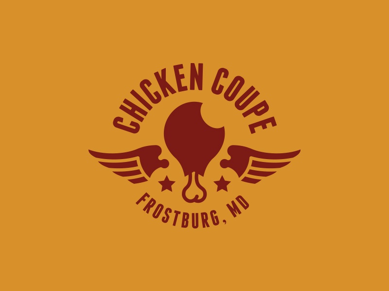 Chicken Coupe By Seth Glass Dribbble Dribbble