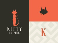 Kitty In Pink Logo