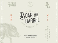 Boar & Barrel