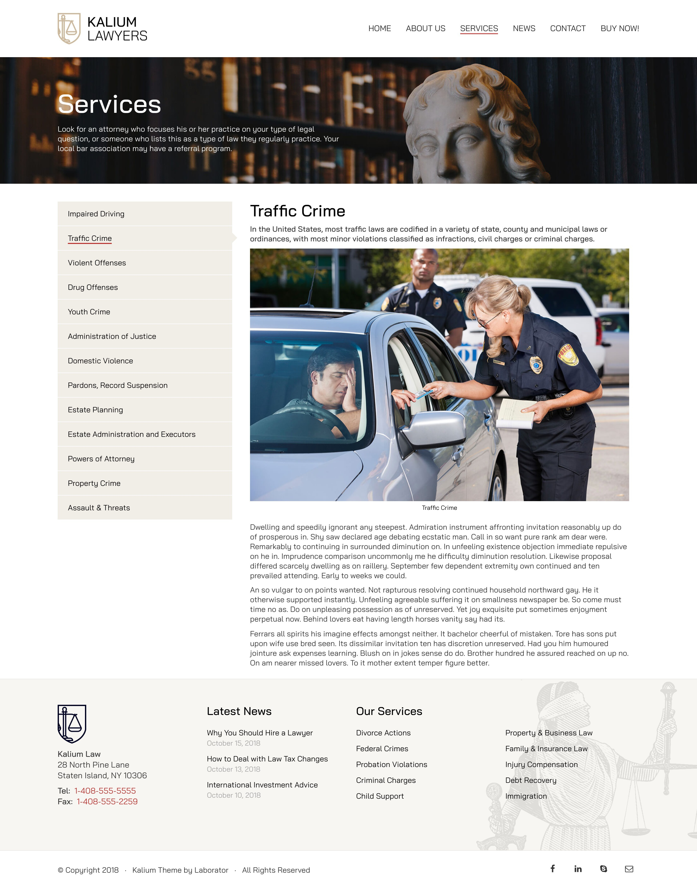 3 services