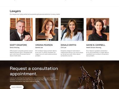 Law Website template judge justice attorney lawfirm law ui laborator web theme wordpress themeforest