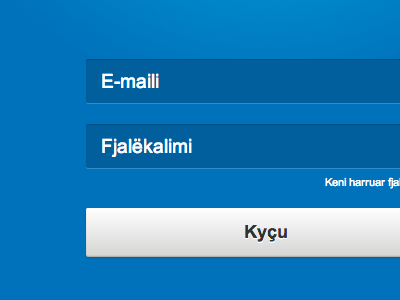 Login login form log in password email input
