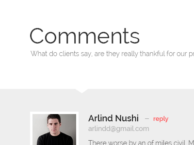 Metro Comments contact comments reply image comment details portfolio like heart category clean form blog block square pink red white blogpost blogging message contact form winwows8 windows 8 minimal light theme