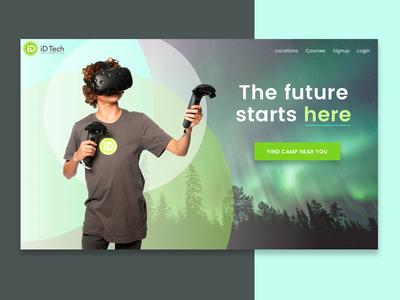 VR Hero Exploration