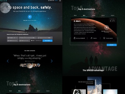#SPACEDchallenge by Chris Mitsuda