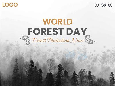 forest design socialmedia