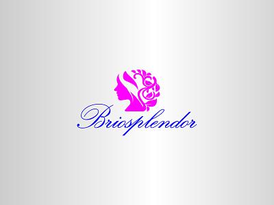 Briosplendor(Women shop) logos design logotype logo design logodesign logo