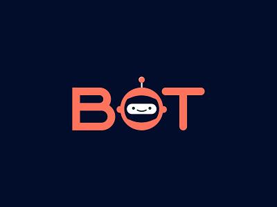 Robot Logo robot bot design logos logodesign logo