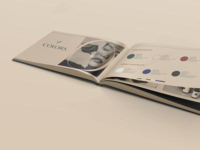 Oracle | Brand Style Guide feminine logo branding illustration modern ui design minimal flat