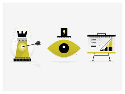 Fine Humans Icons fine humans web ux design illustration branding icons