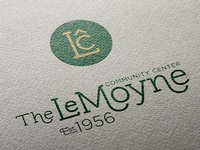 LeMoyne Community Center Rebrand