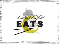 Late Nights Eats Menu Callout