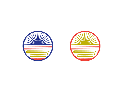Round 1 option. Ramen Road Energy Symbol. Ramen shop logo. horizon chi logo restaurant noodles japanese road energy ramen pittsburgh branding vector