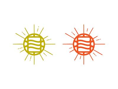 Round 1 option. Ramen Energy Flow Symbol. Ramen shop logo. burst chi logo restaurant noodles japanese energy ramen pittsburgh branding vector