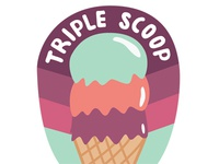 Three Scoops