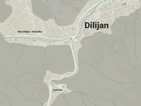 Starting Dilijan Map Projects