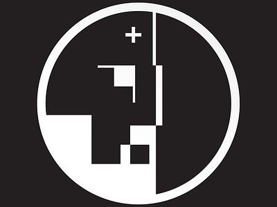 Bauhaus and Me logo adobe illustrator autoportrait bauhaus