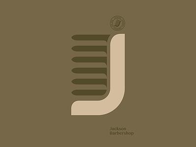 J barbershop jackson new 3d graphic arttoy illustration art