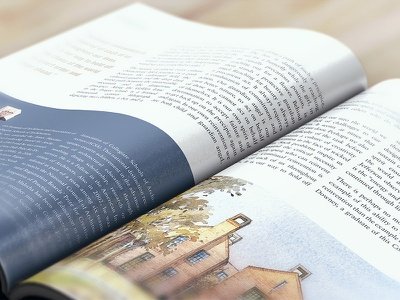 [RE] Invention magazine layout