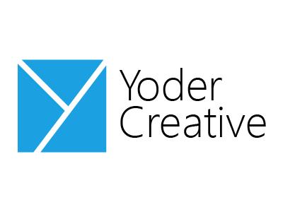Yoder Creative logo branding