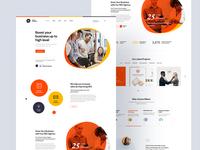 Milseo - Marketing Agency marketing agency creative business tone duo site web landing company studio seo agency seo marketing