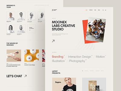 Creative Studio - ML themeforest envato elementor wordpress theme portfolio ui web design developer freelancer company studio agency portfolio