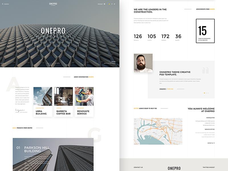 Onepro construction