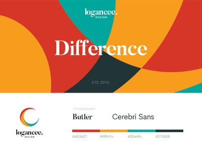 My Personal Brand 2019 personal font color mix brand aid illustration color colorful logo