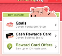 SmartyPig iPhone App