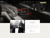 Baron - Music PSD Template