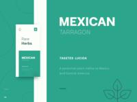 Type \ 04 - Mexican Tarragon