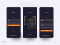 Sign in With Face Id / Sign Up