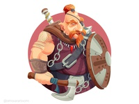 Barbarian!