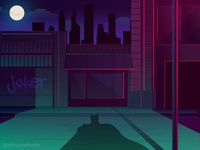 Gotham In Night