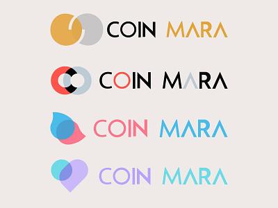 Coin mara app icon design graphic design animation 3d graphicdesign typography branding logotype icon app