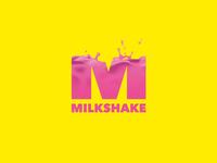 Milkshake Logo