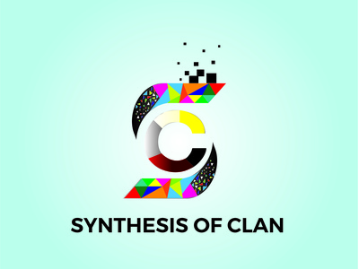Synthesis Of Clan Logo Design bussiness logo unique logo design creative logo logo design synthesis of clan logo design synthesis of clan logo design