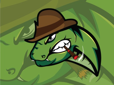 Mafia Snake Logo mafia snakes snakes mafia snake illustration snake logo snake illustration design animals animal logo animal art