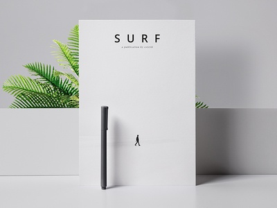 S U R F Magazine cereal kinfolk spreads magazine editorial lifestyle print design graphic design typography layout minimalist
