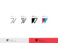 Logo design and evolution